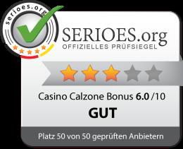 Casino Calzone Siegel