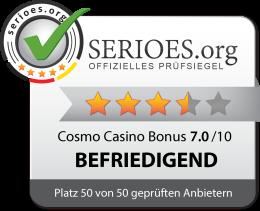 Cosmo Casino Siegel