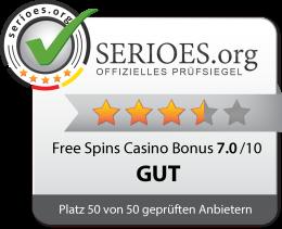 Free Spins Casino Siegel
