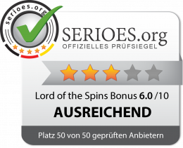 Lord of the Spins Siegel