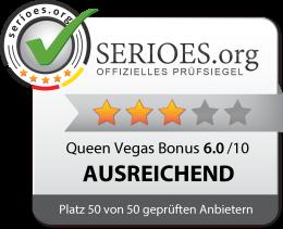Queen Vegas Siegel