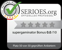 Supergaminator Siegel