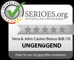 Vera & John Casino Siegel