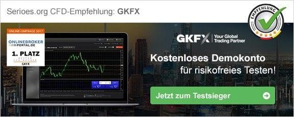 CFD Empfehlung GKFX