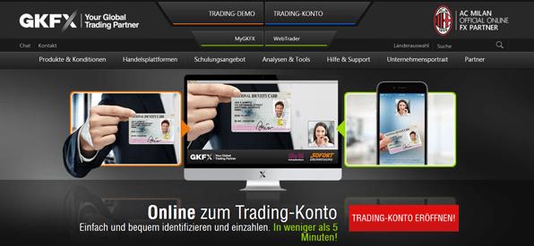 GKFX Bonus Code
