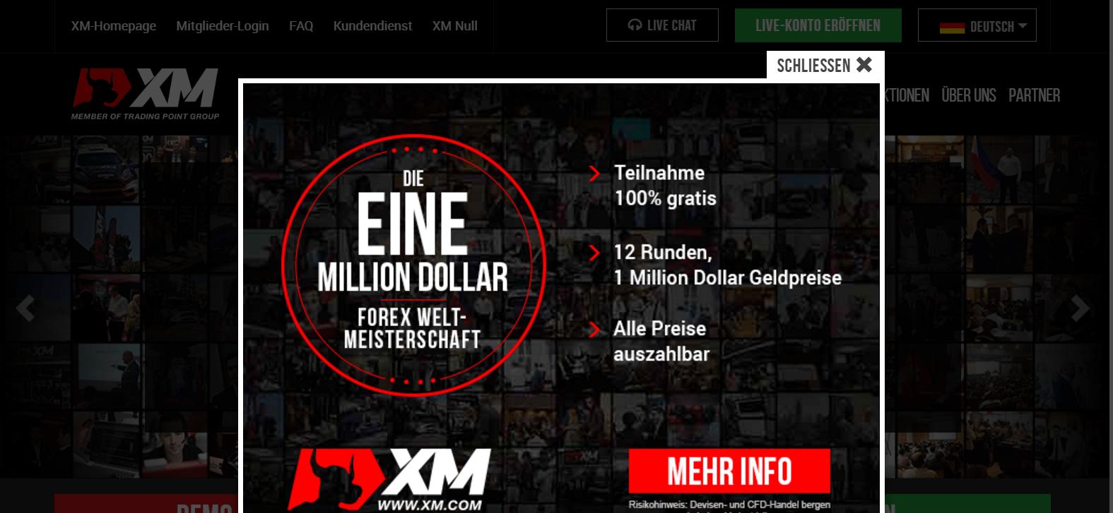 XM.com Forex-Meisterschaft