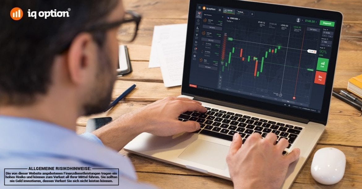 IQ Option gilt als kundenfreundlicher Broker