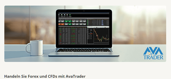 AvaTrader Plattform