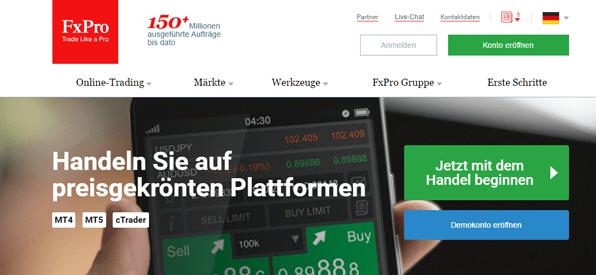 Forex VPS Server Deutschland