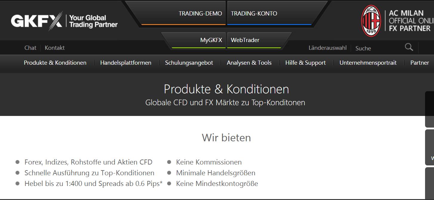 GKFX Homepage