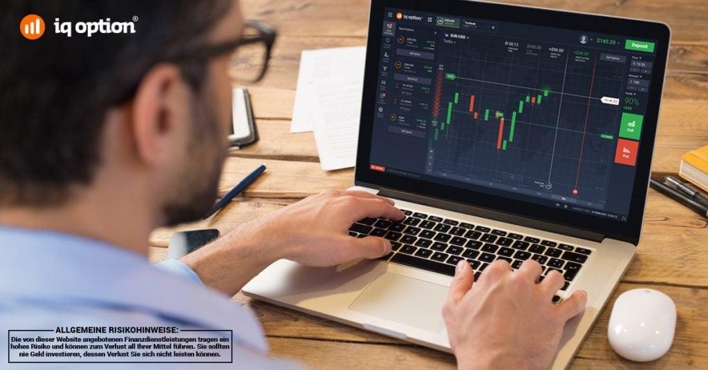 Günstige Konditionen finden Trader bei IQ Option