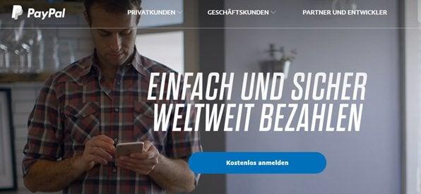 Binäre Optionen PayPal