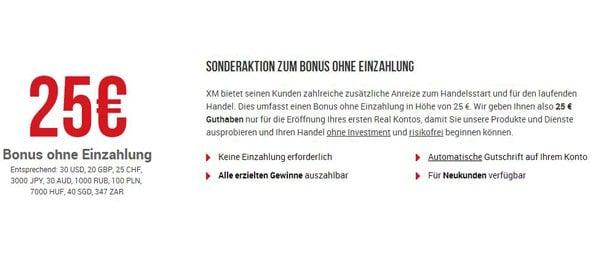 XM.com Bonus Code im Blick