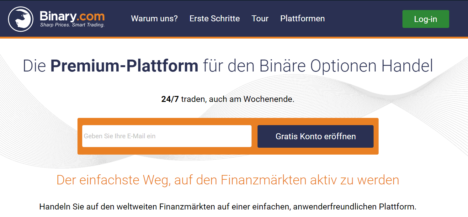 binäre option broker test
