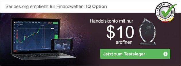 Deutsche Finanzwetten Anbieter