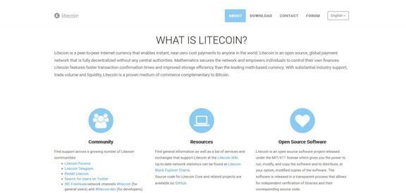 wie funktionieren Litecoins