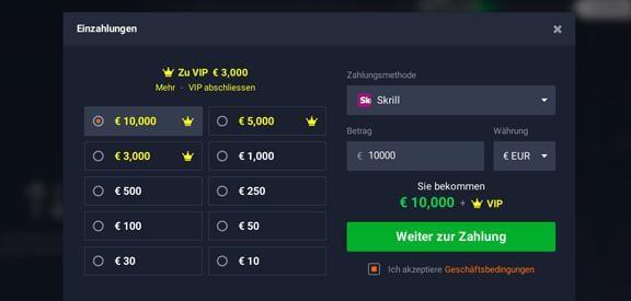 payPal iq option