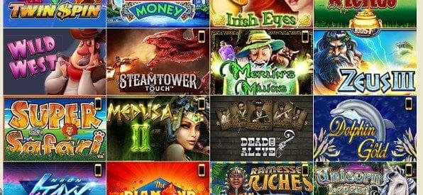 DrückGlück konzentriert sich auf Automaten & Slots