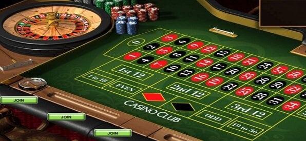 Amerikanisches Roulette bei Casino Club