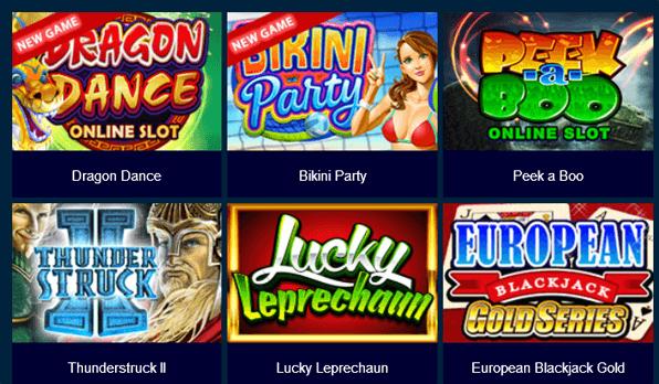 online casino ohne einzahlung jezt spielen