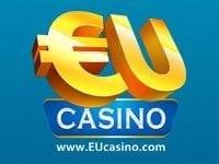 Das EU-Casino Logo im Format 200x150