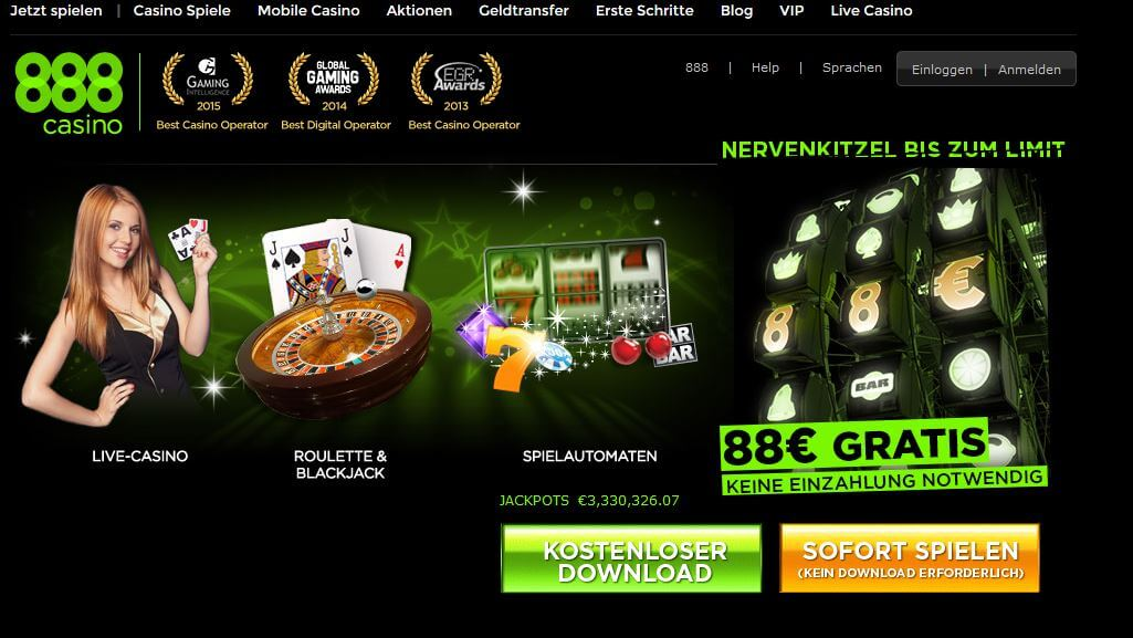 Online Blackjack mit Live-Dealer