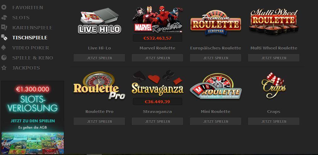 roulettes casino online online spielothek echtgeld