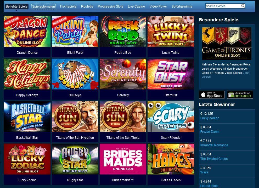 Roxy Palace mit spannenden Spielen & Traumgewinnen online. Alt-Tag: Action & Gewinne bei Roxy Palace Slots