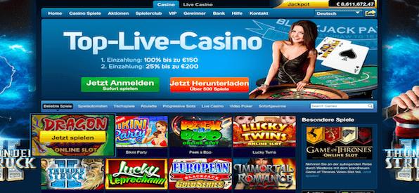 Startseite Desktop Roxy Palace Casino