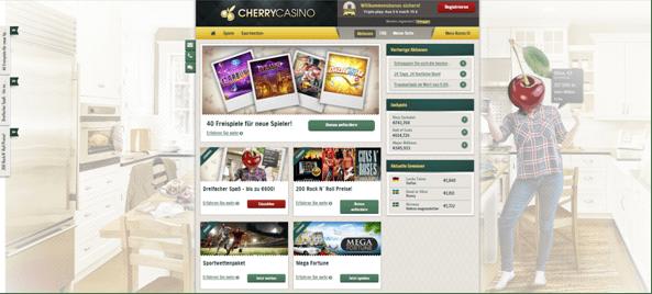 Das Bonusangebot von CherryCasino
