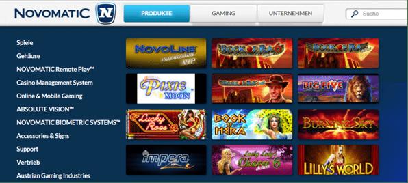 beste online casinos 2017