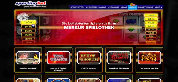 Sportingbet Merkur Casino Startseite