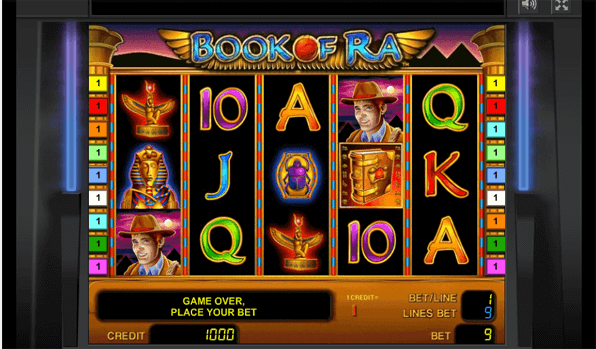 Book of Ra zählt zu den bekanntesten Slot-Klassikern