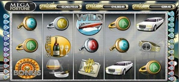 Auch Bestandskunden können bei Bonusaktionen im Cherry Casino abräumen.