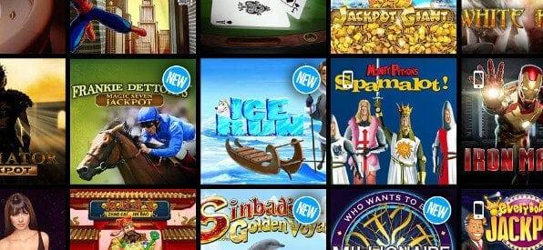 Ladbrokes XXL-Angebot unterschiedlicher Casino Games auf casino.ladbrokes.com/de