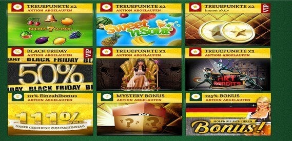 internet casinos seriös
