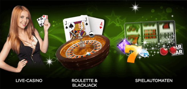 888Casino: Große Auswahl an Games und tolle Bonusaktionen