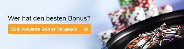 Roulette Bonus sichern