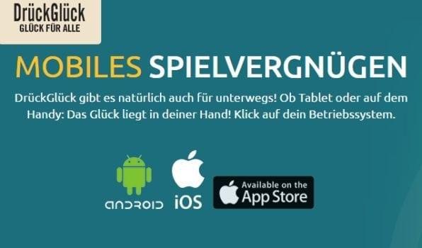 Drückglück Casino App