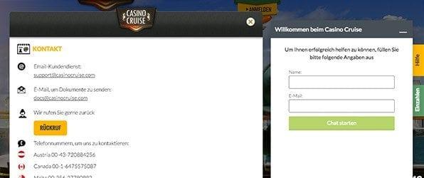 Casino_Cruise_Kundensupport