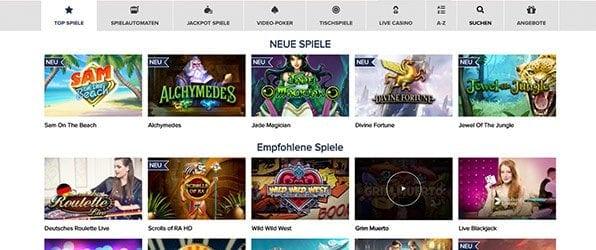 Casino_Euro_Spieleangebot1
