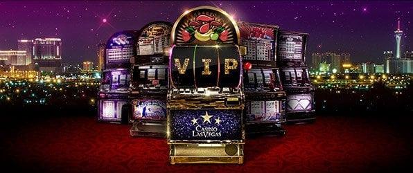 Die Casino LasVegas VIP-Lounge
