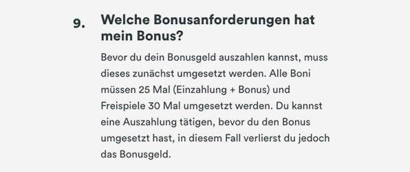 Casumo Casino Bonus Auszahlung