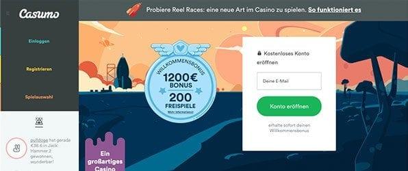Casomu Casino Bonus