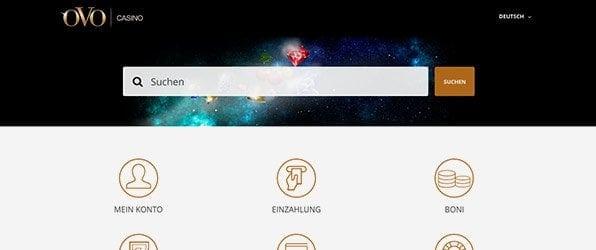 Ovo_Casino_Kundensupport