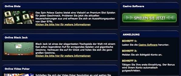 Spin_Palace_Casino_Spieleangebot1