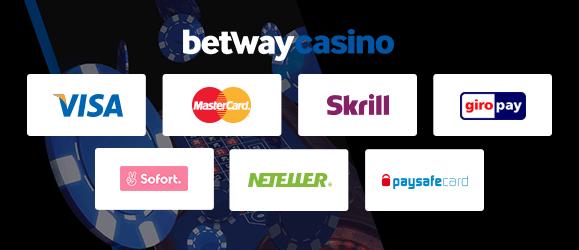 Betway Casino Zahlungen