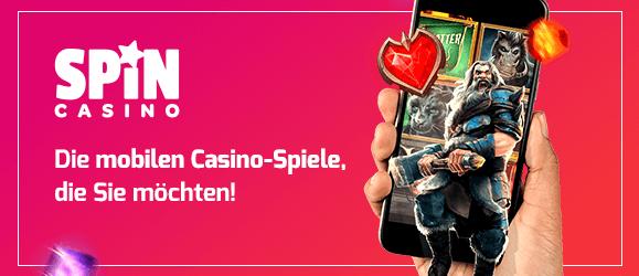 spin casino mobil