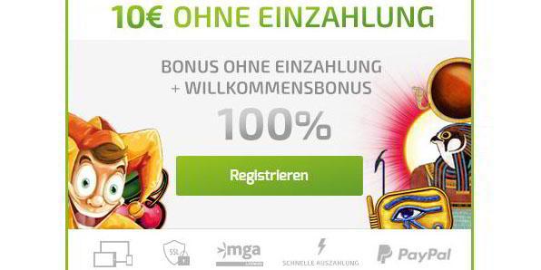Lapalingo Casino Bonus