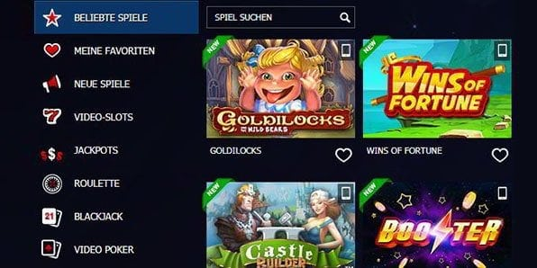 10Bet Casino Angebot